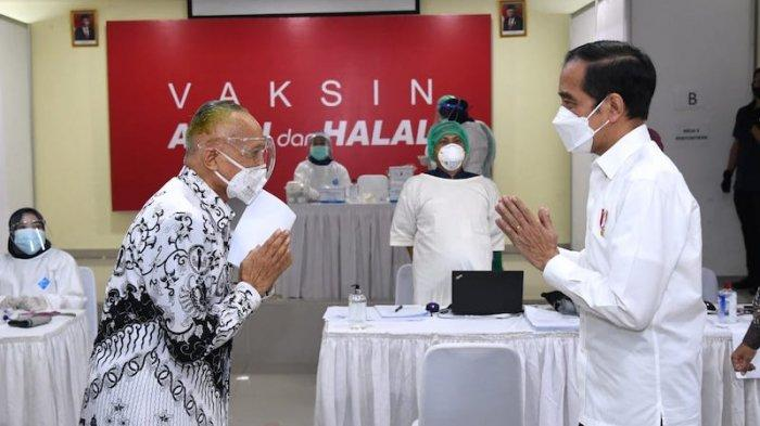 Vaksinasi guru