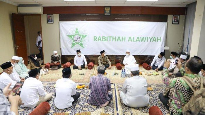 Sowan Ke Rabithah Alawiyah, Ketum PKB Minta Bimbingan dan Doa Para Habib