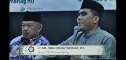 Gus Ghofur, Harapan NU dan Islam Moderat Indonesia