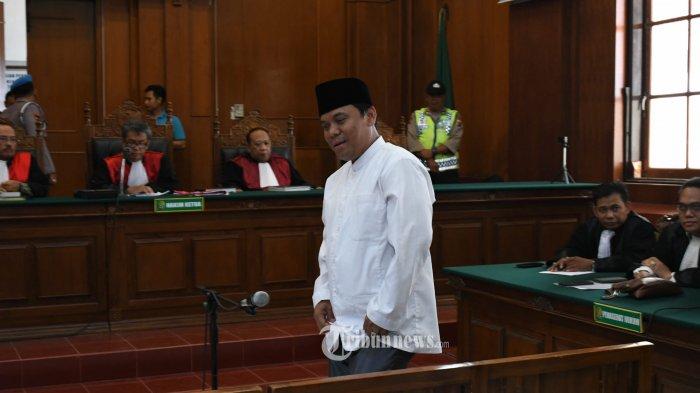 Gus Nur dari Rutan Bareskrim: Saya Dizalimi, Tidak Ketemu Keluarga, Tidak Ketemu Matahari