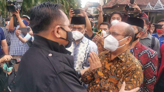 Kunjungi Gereja Katedral Makassar, Menteri Agama: Jangan Takut, Kita Akan Lawan