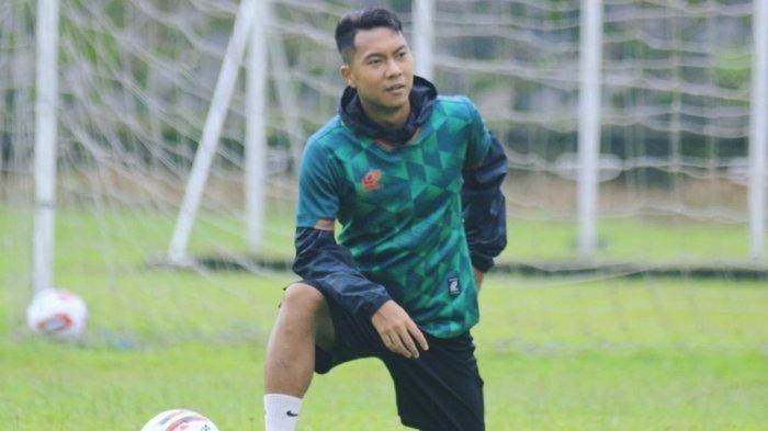 Gustur Cahyo Putro Senang dengan Program yang Disusun Tim Pelatih