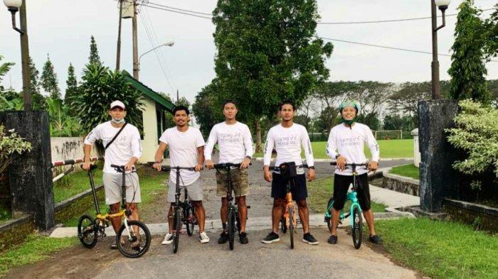 Gustur Cahyo Putro Ceritakan Momen Keseruan Bersepeda untuk Menjaga Kebugaran Tubuh