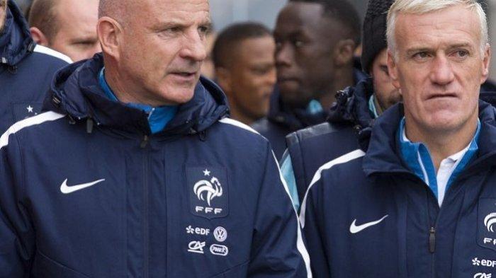 Euro 2020: Prancis Kandidat Juara Utama, Kado Perpisahan Terindah Assisten Pelatih Les Bleus
