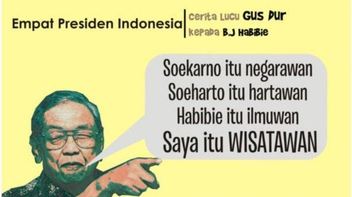 Guyonan Gus Dur