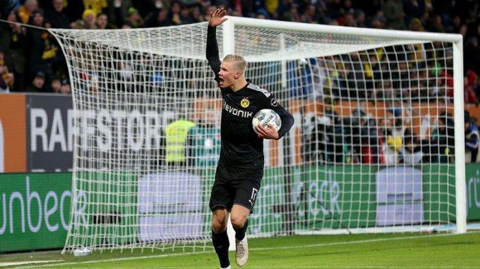 Borussia Dortmund Bikin Senang Erling Haaland