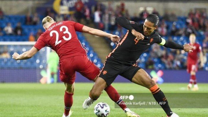 Belanda vs Montenegro: Hasrat Louis Van Gaal Ingin Bawa Tim Oranye Naik Kelas, Live di Mola TV