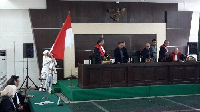 Perjalanan Kasus Bahar bin Smith: Berawal dari Laporan di Polres Bogor Hingga Vonis 3 Tahun Penjara