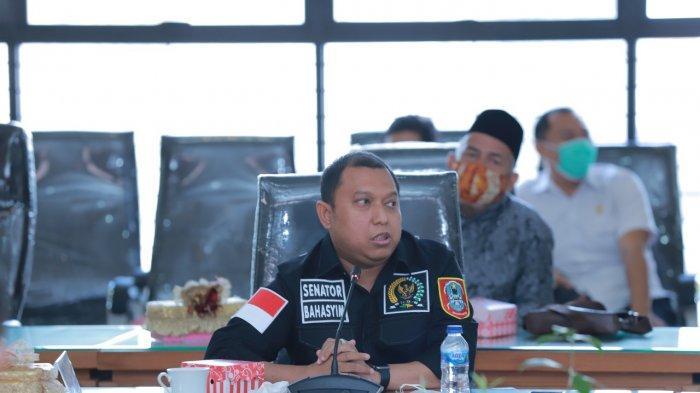 Rifkinizamy Protes DKPP RI di DPR, Habib Banua: Jangan Gunakan Kewenangan Untuk Kepentingan Kampanye