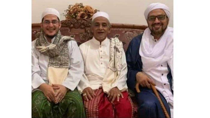 Sosok Habib Hasan Assegaf, Ayahanda Habib Abubakar Assegaf dan Mertua Habib Taufiq Assegaf