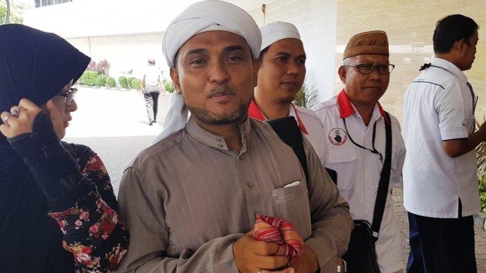 Jubir PA 212 Novel Bamukmin Minta Pihak Ninoy Karundeng Klarifikasi soal 'Habib' yang Ancam Bunuh