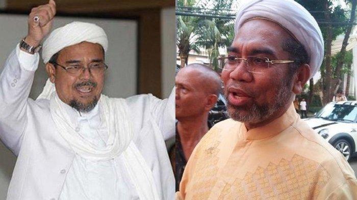 Ngabalin Habib Rizieq Nanti Ana Urus Ente Pulang Insya Allah Tribunnews Com Mobile