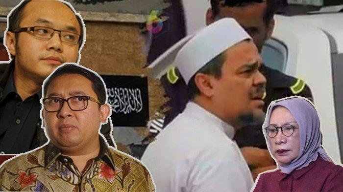 Faldi Zon Dapat Aduan dari Keluarga Habib Rizieq Soal Bendera, Yunarto Wijaya Ingatkan Kasus Ratna