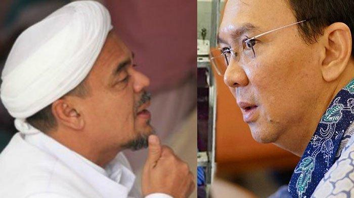 Habib Rizieq Shihab Tuding Intelejen Dibalik Kasus Bendera, Balas Dendam Ahok Kalah di Pilkada