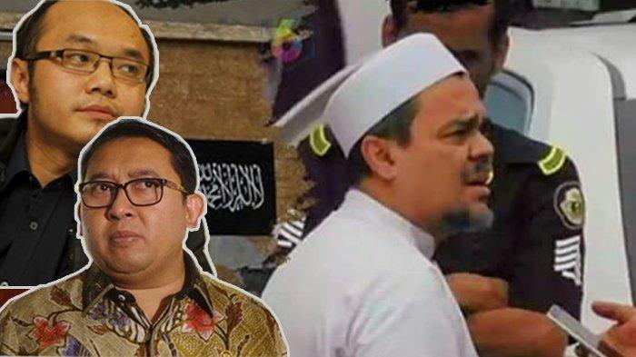 Fadli Zon Tuding Bendera di Rumah Habib Rizieq Kerjaan Intel, Yunarto Wijaya Sebut Drama
