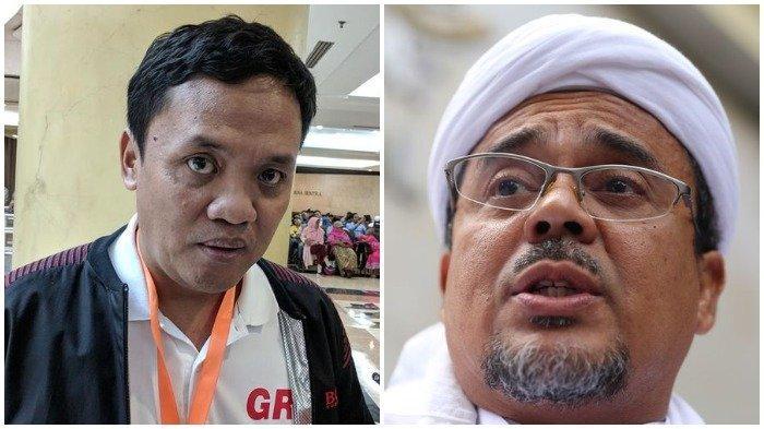 Sosok Habiburokhman, Politikus Gerindra yang Siap Jamin Penangguhan Penahanan Rizieq Shihab