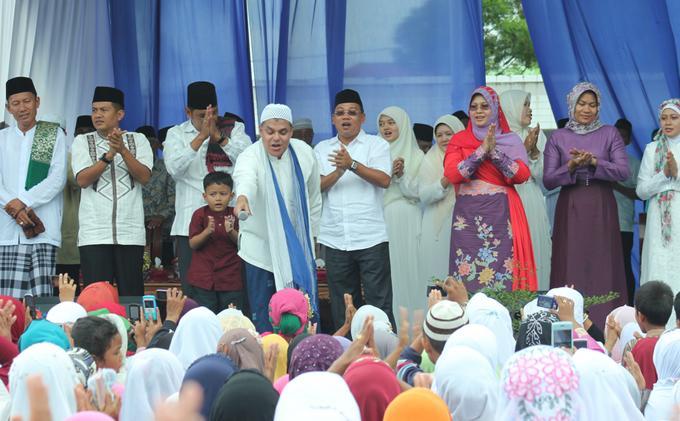 Sedang Viral, Lirik dan Chord Lagu Marhaban Ya Ramadhan Haddad Alwi feat Anti