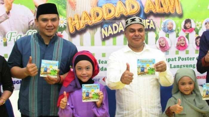 Jelang Ramadan, Haddad Alwi Keluarkan Album