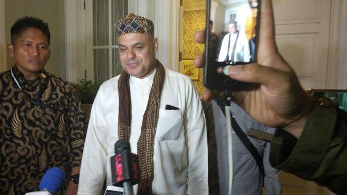 Haddad Alwi Jelaskan Tujuan Kedatangannya Temui Kiai Ma'ruf Amin