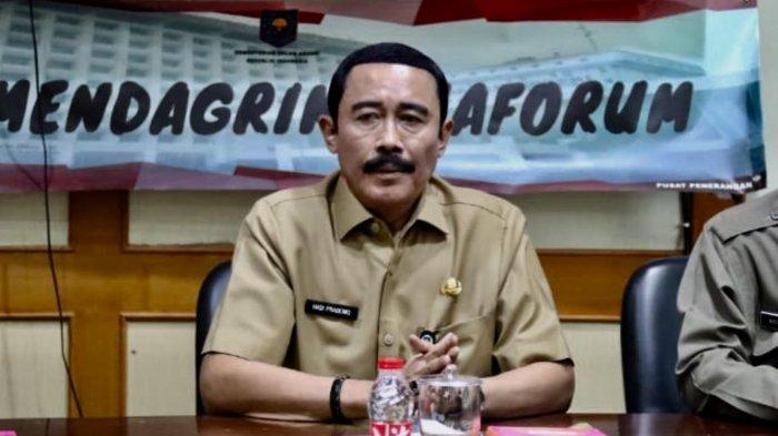 Rencana Penyematan Gelar Bapak Pembangunan Desa Belum Diketahui Jokowi