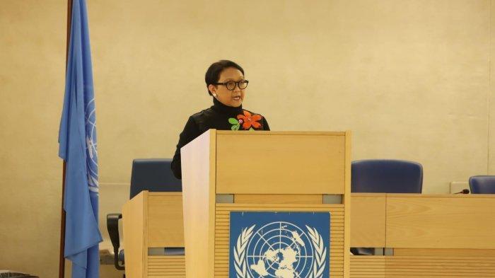 Kemlu RI: Tidak Ada Agenda Mengenai Indonesia di Dewan HAM
