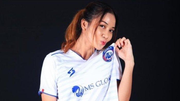 Hafira Ika Putri, pemain Arema FC Putri