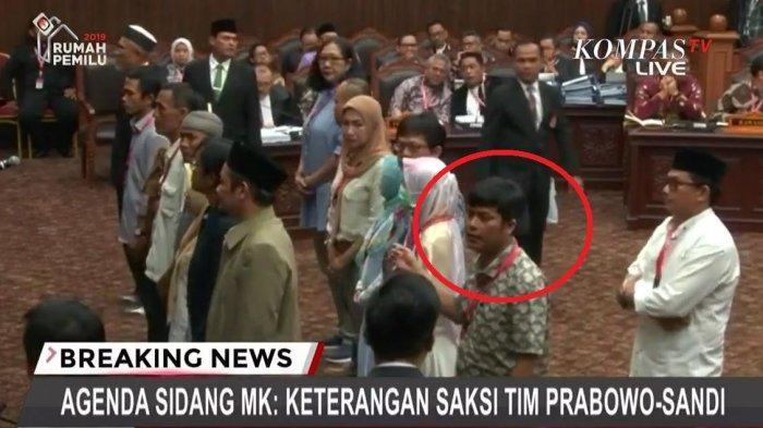 Hairul Anas jadi saksi tim BPN Prabowo-Sandi