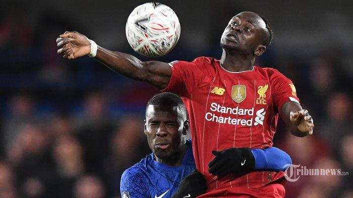 Fakta Menarik Kemenangan Liverpool atas Chelsea, Sadio Mane Samai Rekor McManaman & Coutinho