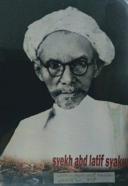 Haji Abdul Latif Syakur Penengah Kaum Muda dan Kaum Tua di Minangkabau