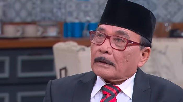 Haji Bolot Lahap Makan Daging Kambing di Usia Kepala 7, Sule Takjub