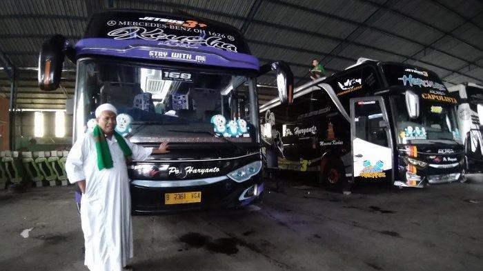 Mengenal Sosok Haji Haryanto, Pengusaha Bus AKAP dengan Hampir 300 Armada yang Rajin Santuni Yatim