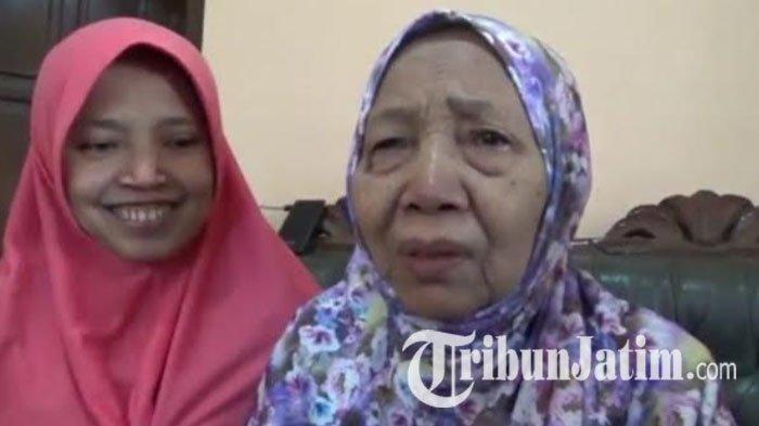 Semangat Nenek 96 Tahun Berhaji, Jalan Keliling Kampung Demi Latih Fisik ke Tanah Suci