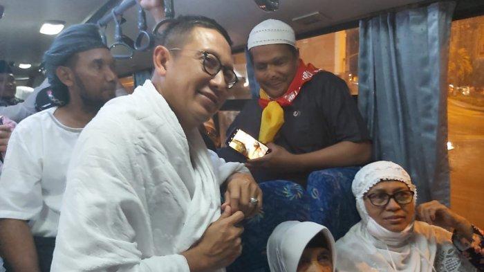 Ketika Amirul Hajj Merasakan Langsung Bus Shalawat Bersama Jemaah Haji Merasakan Kepadatan Makkah
