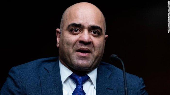 Senat Setujui Hakim Federal Muslim Pertama Amerika Serikat, Zahid Quraishi