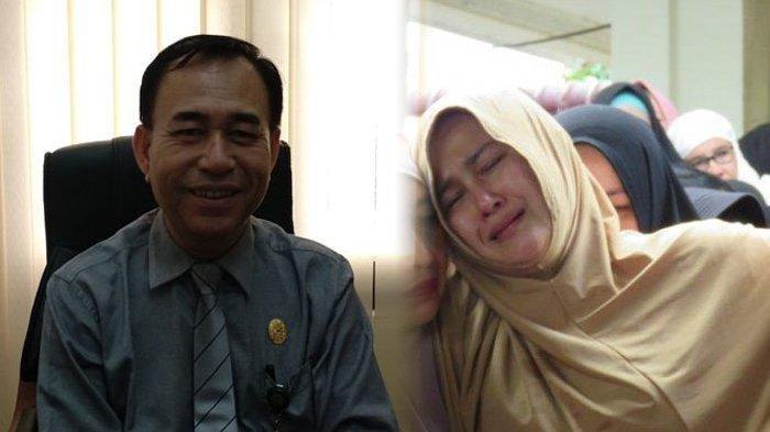 Kronologi Istri Bunuh Hakim Jamaluddin, saat Mengeksekusi Anaknya Sempat Terbangun Lalu Ditenangkan