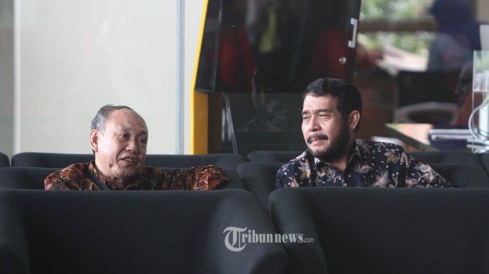 Hakim MK Anwar Usman dan Wahiduddin Adams Diperiksa KPK