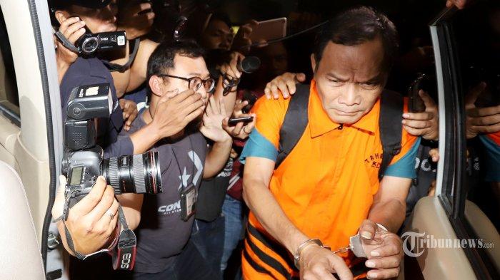Hakim Kayat Minta Rp 500 Juta Jika Sudarman Ingin Bebas, Tapi Baru Dibayar Rp 100 Juta