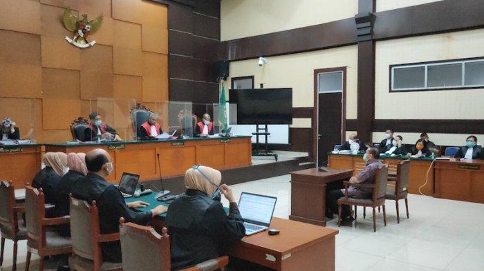 Breaking news: Hakim Vonis Djoko Tjandra 2,5 Tahun Penjara, Lebih Berat dari Tuntutan Jaksa