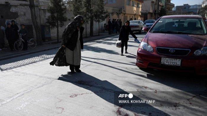 Hakim Wanita Afghanistan Ditembak