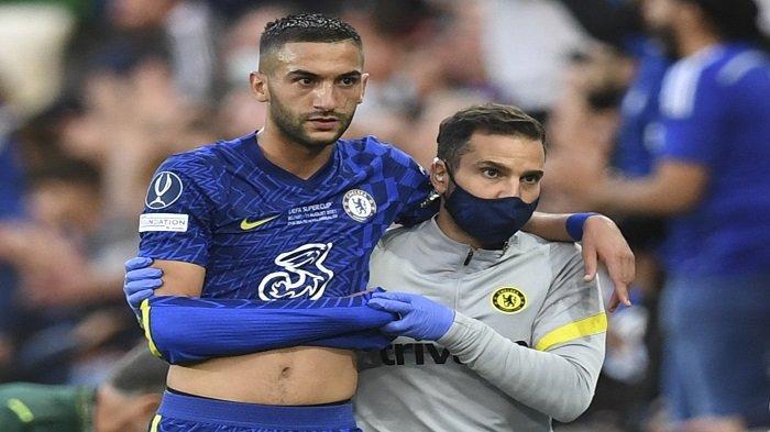 Kabar AC Milan, Lobi Chelsea Pinjamkan Hakim Ziyech, Dua Pemain Anyar Segera ke San Siro