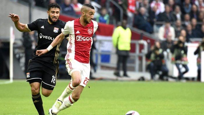 RESMI: Chelsea Akhirnya Dapatkan Tanda Tangan Winger Lincah Ajax Amsterdam, Hakim Ziyech