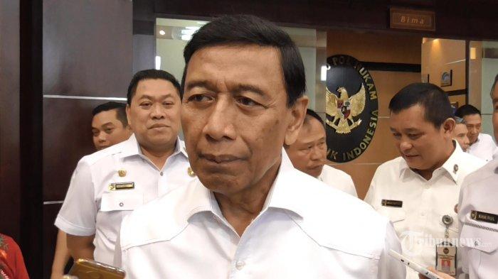Wiranto Beberkan Alasan Pemerintah Bertahan di Angka 20 Persen