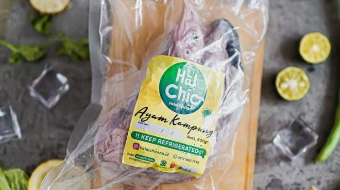 HalalChicken Targetkan Jual 1.000 Ton Daging Ayam Potong Tahun Ini