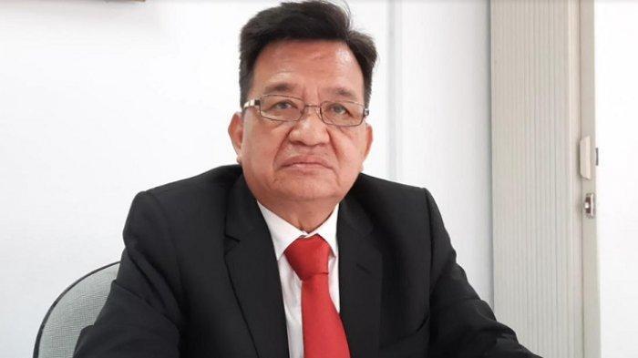 Halim Darmawan, kuasa hukum Saipul Jamil, baru saja menyelesaikan pendidikan S3nya di Universitas Jayabaya, Jakarta Timur, Selasa (28/7/2020).