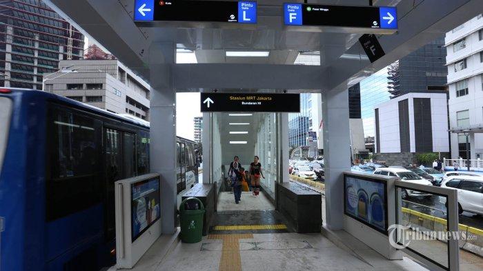 Berubah Tarif MRT Jakarta Mulai 1 April 2019, Berikut Rincian Antarstasiun