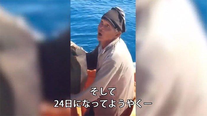 Media Jepang Kabarkan Nelayan Asal Indonesia Ditemukan Selamat Setelah 8 Hari Bertahan di Cooler Box