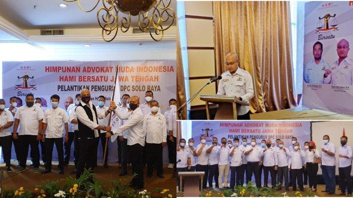 DPC HAMI Kota Solo Resmi Dibentuk, Reso Adi: Akan Ada Bantuan Hukum Gratis