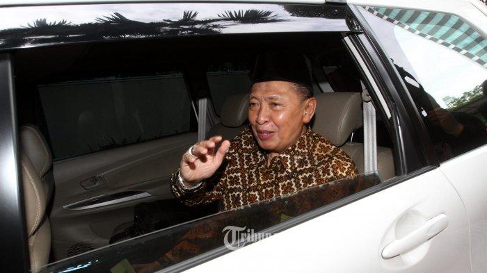 Mantan Wakil Presiden RI Hamzah Haz Jalani Perawatan di RSPAD