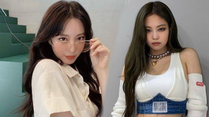 Terus Bela Pacar, Han Ye Seul Juga Buka Suara Terkait Gosip Dirinya Pernah Tampar Jennie BLACKPINK