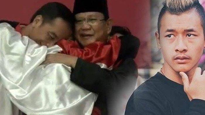 Peluk Jokowi dan Prabowo, Ternyata Hanifan Sempat Bisikkan Pesan Ini Untuk Keduanya